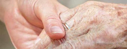 Infos für pflegende Angehörige